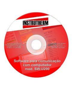Software mod. SW-200 utilizado nos modelos DP-100/DP-400/DEC-500/ME-260/RP-310/DP-500/BR-60/BR-100/DP-510/MV-700/MT-100/RP-300
