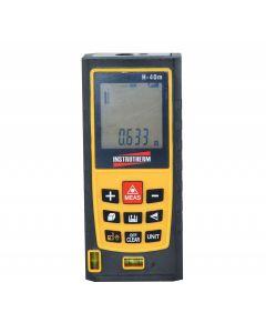 Trena a Laser mod. TR-4000 escala de 0.05 a 40m, cálculo de área, volume e medição indireta
