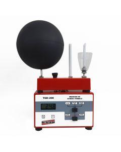 Medidor de Stress Térmico mod. TGD-200 conforme nova revisão NHO 06