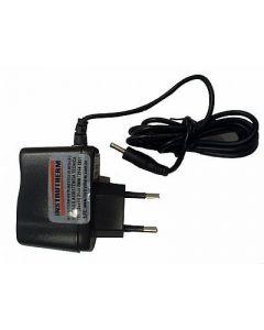 Carregador de bateria mod. BC-10 compatível com detectores EXP-100, DG-200, DG-300, DG-400 e CO-3000