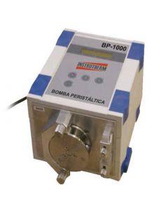 Bomba peristáltica mod. BP-1000, vazão máx. 4000ml/m, faixa de dosagens de 1 a 999ml, número de dosagens de 1 a 1000