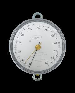 Dinamômetro Circular Analógico Faixa 0 a 6000Kg. Graduação 50Kg Mod. BR-6000