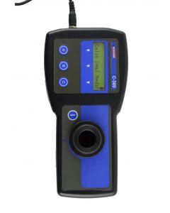 Medidor de Cloro Digital Portátil Onda 520 NM Livre Mod. C-300