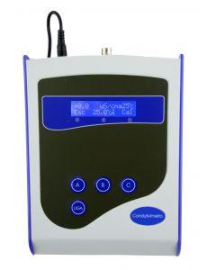 CONDUTIVÍMETRO (MEDIDOR DE EC) DE BANCADA MOD. CD-820 DIGITAL DE BANCADA, FAIXA DE 0 A 20MS COM INTERFACE RS-232
