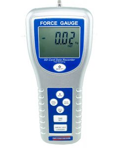 Dinamômetro Digital Portátil Escala 0 a 20Kg, Cartão SD, RS232/USB PEAK Mod. DD-2000
