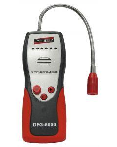 Detector de Fuga de Gás mod. DFG-5000 combustivel detecção por aproximação