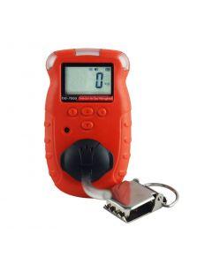 Detector de hidrogênio mod. DG-7000 digital portátil, faixa de medição de 0 a 100% LEL