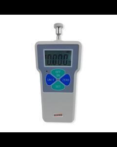 Dinamômetro Digital Portátil Escala 0 a 5 KGF, com Função de Pico para Tração e Compressão Mod. DD-550