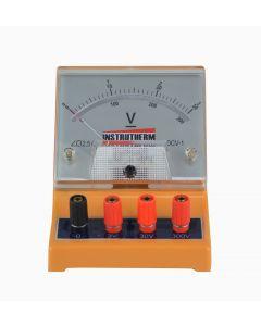 Medidor de tensão DC analógico MOD. CC-110