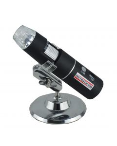 Microscópio Digital WI-FI Mod. MP-800 Portátil, com Zoom de 400X, Foto e Vídeo