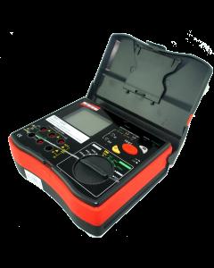 Terro-Mego-Volt-Fase Digital Portatil Efetua função Terrometro, Megohmetro, Voltímetro, Fasimetro modelo MRT-600