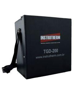 Estojo Mod. ES-04 P/ TGD-200 modelo preto