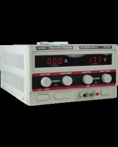 Fonte de alimentação mod. FA-1030 digital de 1 canal, tensão até 32 Volts, corrente até 10 Ampéres