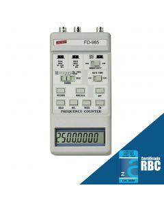 Frequencimetro Digital Portatil Faixa 2,5GHZ Mod.FD-985
