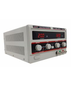 Fonte de Alimentação Mod.FA-2030 Digital de 1 canal, tensão até 32 Volts, corrente até 20 Ampéres