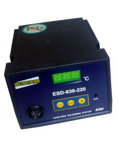 Estação de Solda Digital Lead Free Mod. ESD-930-220