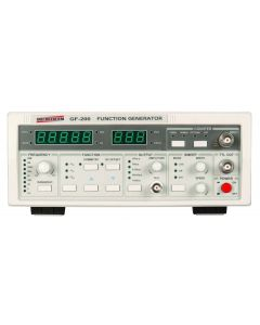 Gerador de Funções Digital Faixa 2HZ a 20mhz Mod.GF-200