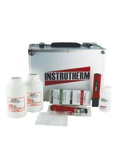 Kit hidroponia para uso e controle de soluções nutritivas mod. KIT-300