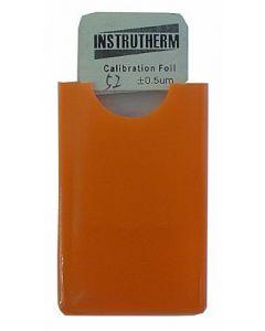 Kit de Lâminas de Calibração Mod. LM-100 para ME-240
