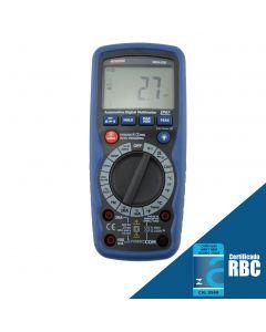 Multímetro Digital Portátil Automotivo com Termômetro Infravermelho mod. MDA-250