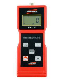 Medidor de Espessura Mod. ME-240 Camada de Tintas em Base Ferrosa e Não Ferrosa