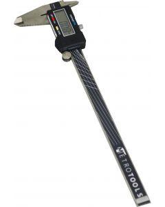 """Paquímetro digital mod. MPD-300 com resolução de 0,01mm, faixa de 300mm/12"""""""