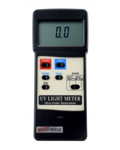 Medidor de Luz Ultravioleta mod. MRUR-202