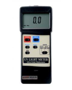 Medidor de Luz Ultravioleta mod. MRUR-203