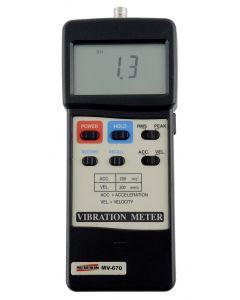 Medidor de Vibração Digital Mod. MV-670