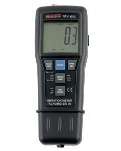 Medidor de Vibração Digital Mod MV-690