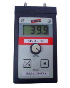 Medidor de pressão diferencial digital/portátil MOD. MVD-100