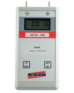 Mano-Vacuômetro Digital/ Portátil mod. MVD-140