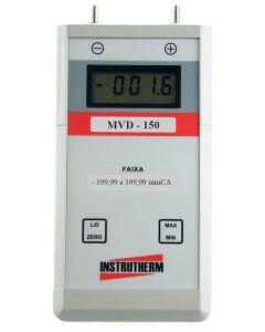 Mano-Vacuômetro Digital/ Portátil mod. MVD-150