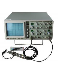 Osciloscópio Analógico mod.OA-203 20MHz 2 canais