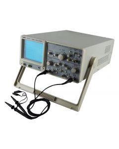 Osciloscópio Analógico mod.OA-230 30MHz 2 canais