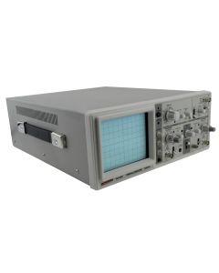 Osciloscópio Analógico mod.OA-550 50MHz 2 canais