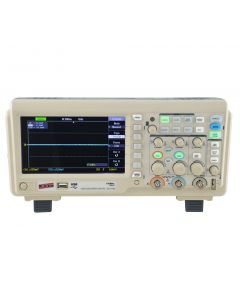 Osciloscópio mod. OD-2750 digital 100MHz 2 canais, 1GSa/s, 40KPTS Memória