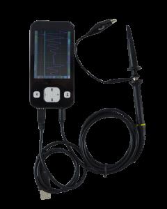 Osciloscópio Digital de Bolso mod. OD-300 2 Canais 200kHz