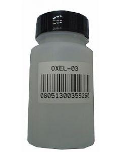 Solução Eletrolítica Mod. OXEL-03 compatível com Mod. MO-880 / MO-890 / MO-900 / MO-910 / MO-920