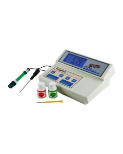 Medidor de PH/MV/Temperatura Digital de Bancada faixa 0,00 a 14,00 pH, 0 -1999MV, 0 a 100C mod. PH-2600