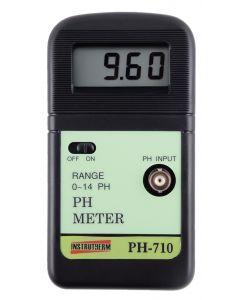 Medidor de PH Digital Portatil faixa 0,00 a 14,00 pH mod. PH-710