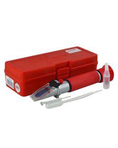 Refratômetro Portátil Para Totais Sólidos Dissolvidos de Café Mod. RTC-10ATC