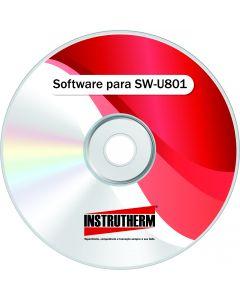 Software para instrumentos Mod. SW-U801 utilizado p/ diversos equipamentos