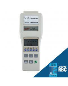 Testador de Bateria Mod.TB-50 de 0 a 500Ah com Datalogger
