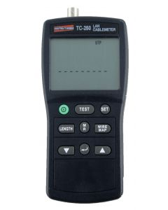 Testador de Cabos e Fios Digital Portátil mod. TC-250