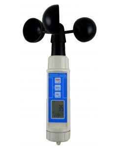 TermoHigro-Anem-Barômetro Mod. THAB-500 Digital Portátil