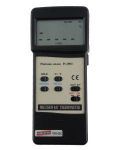 Termômetro Digital Portátil Tipo PT-100 Escala -199,99 a 850C resolução 0,01C Mod. THR-080