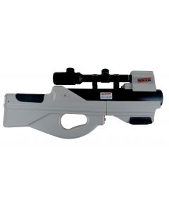 Termômetro Digital Portatil Infravermelho a laser escala 0 a 300ºC Mod. TI-830