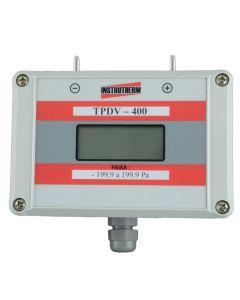 Transmissor de pressão diferencial TPDV-400