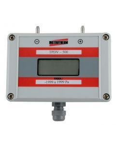 Transmissor de pressão diferencial TPDV-500